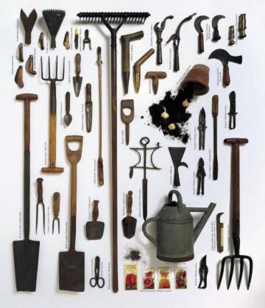 Garden tools list gardening tools not to be without for Horticulture tools list