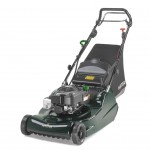 hayter harrier 56 VS electric start lawn mower