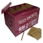 seed box organiser