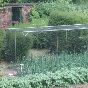 two wests fruit cage kit