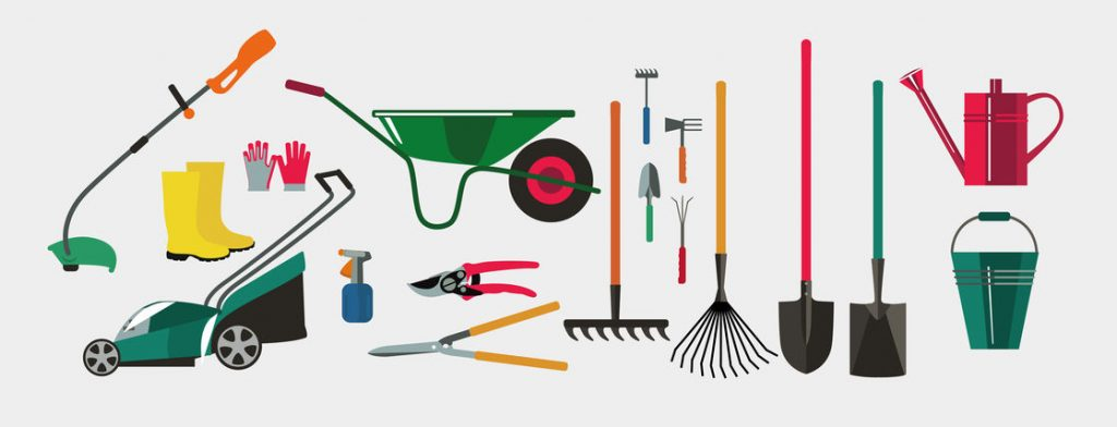 garden clearance tools